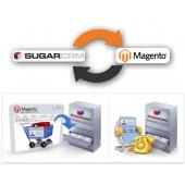 Magento SugarCRM 整合